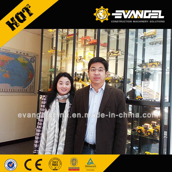 Indonesia Client Visited Evangel Office for Spare Parts