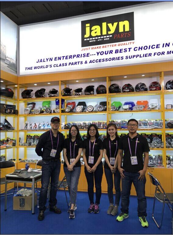 2016 Carton Fair-Motorcycle Parts Booth