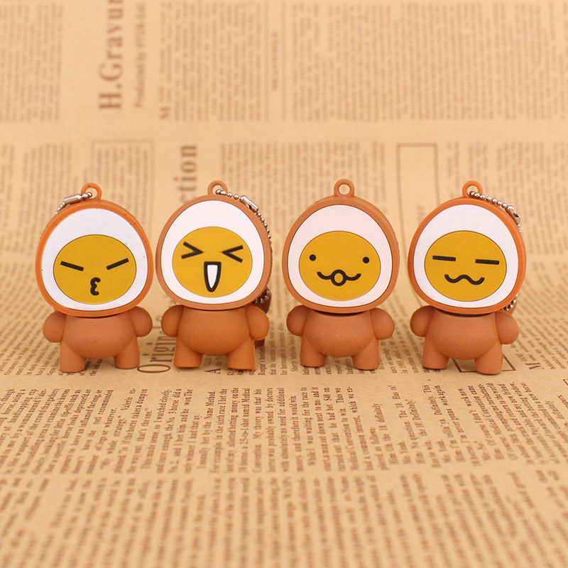 cute egg character USB flash drive