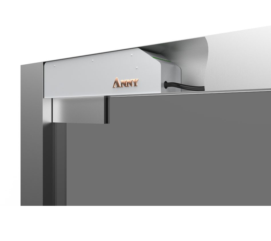 ANNY 1902F Concealed automatic swing door operator