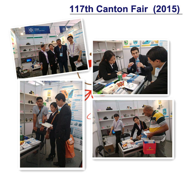 Canton Fair Booth No: 6.0 G10