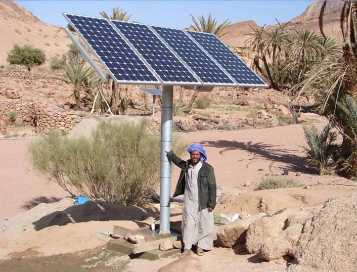 ( Pakistan ) Solar Pump System Project