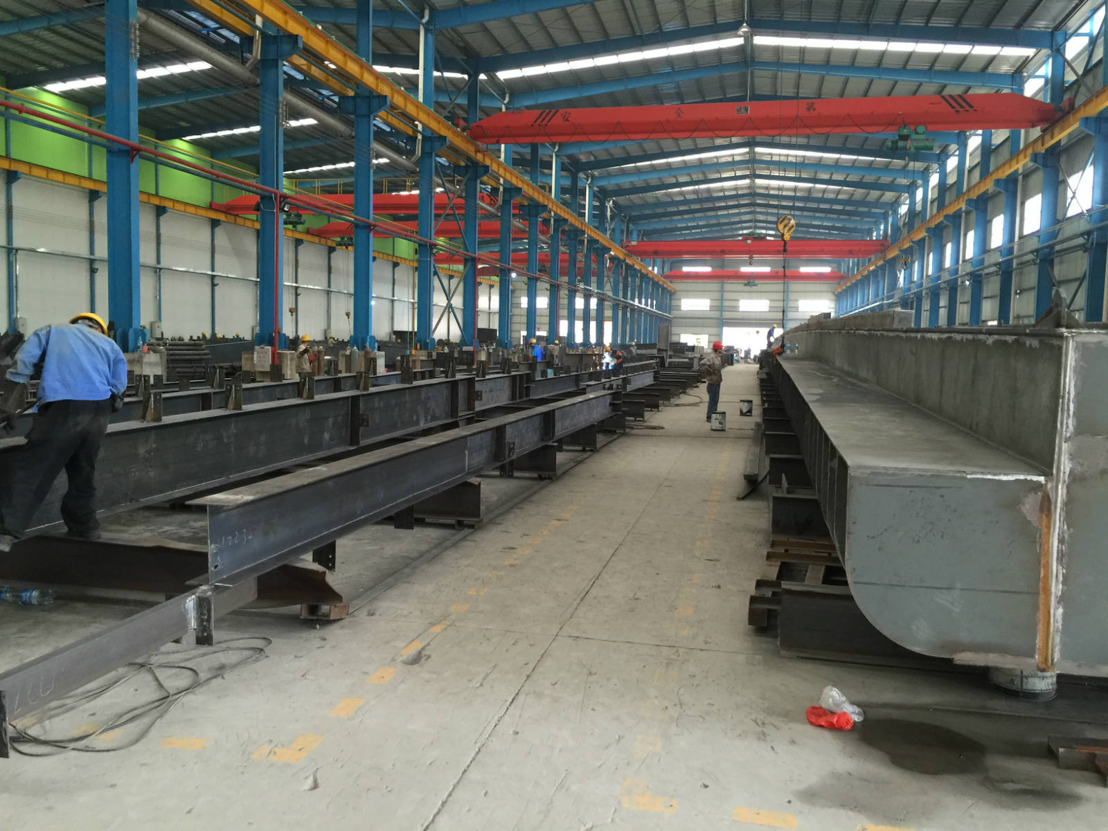 OEM supplier for prefabricated steel structure house building
