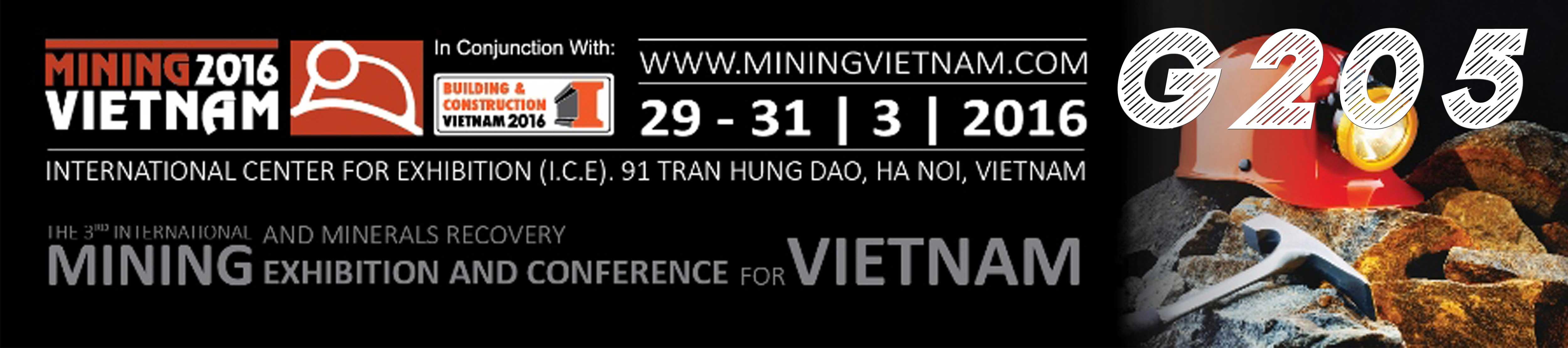 Welcome to Mining Vietnam