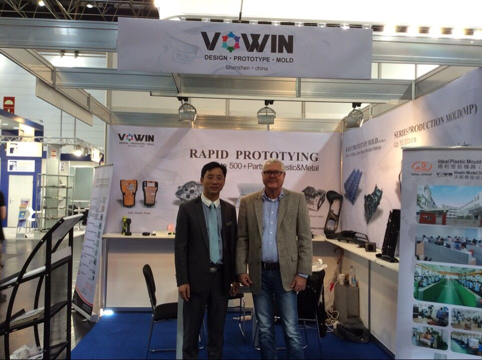 Euro Mould Show in Germany