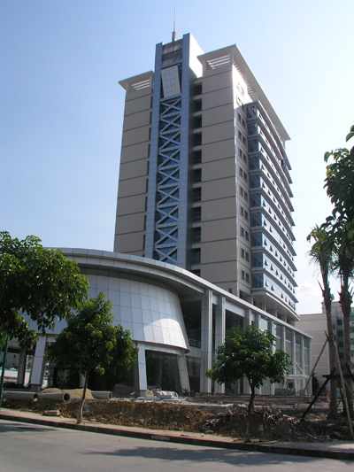 Administrition and monitor office,Zhuhai