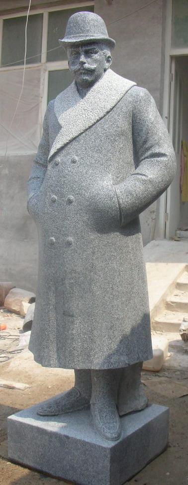 Granite Statue Sculpture