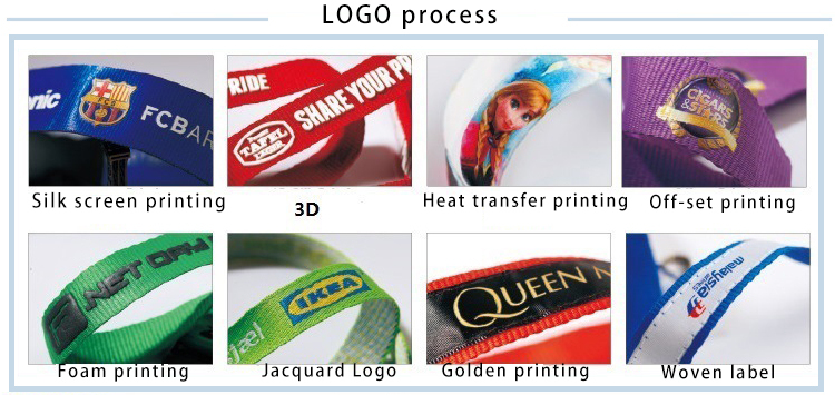 Ways of logo imprint