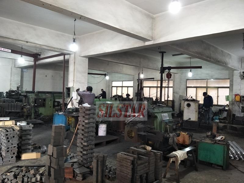 machine part workshop