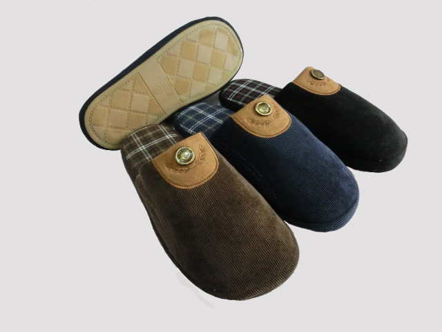 2017 hot man indoor slippers