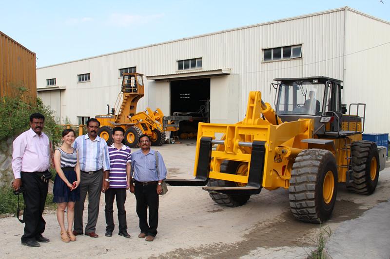 Pallava Group India company visiting