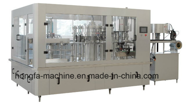 Hongfa Bottling Machine, always be with you