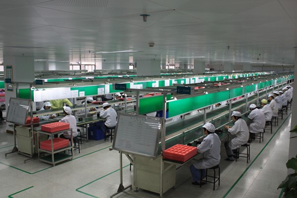 Eeguard Production Line