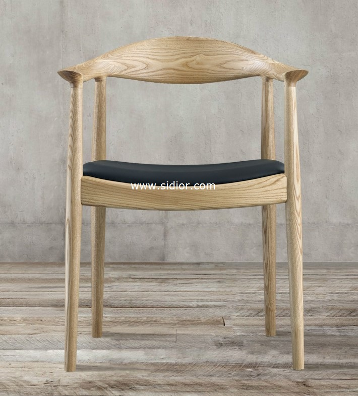 SD1013 Kennedy Living Room Hotel Furniture Wood Restaurant Dining Chair