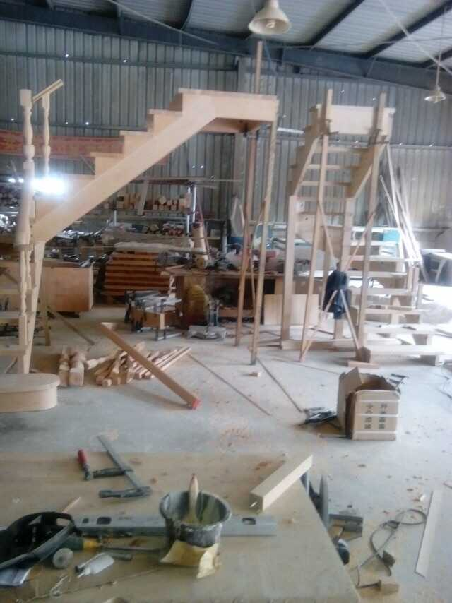 Chanke factory has our own wood workshop