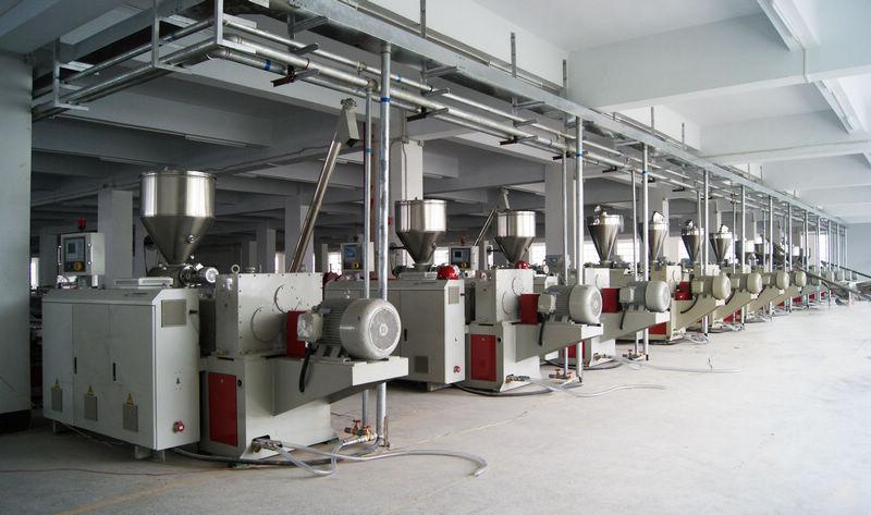 WPC produce line
