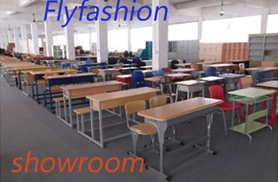 Flyfashion ---Showroom & Plants