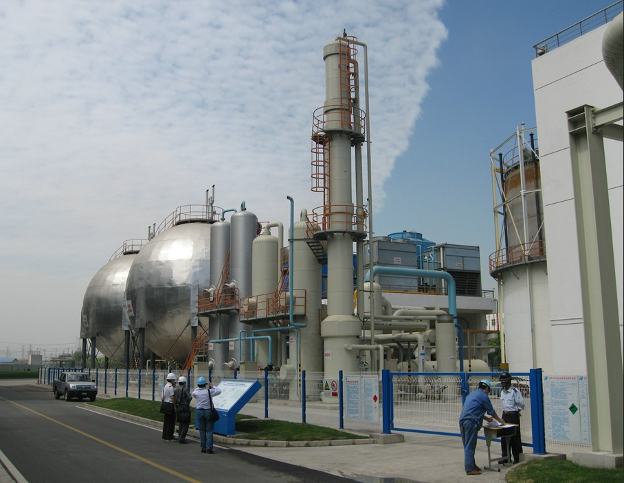 CO2 Recovery Plant for Vietnam Customer
