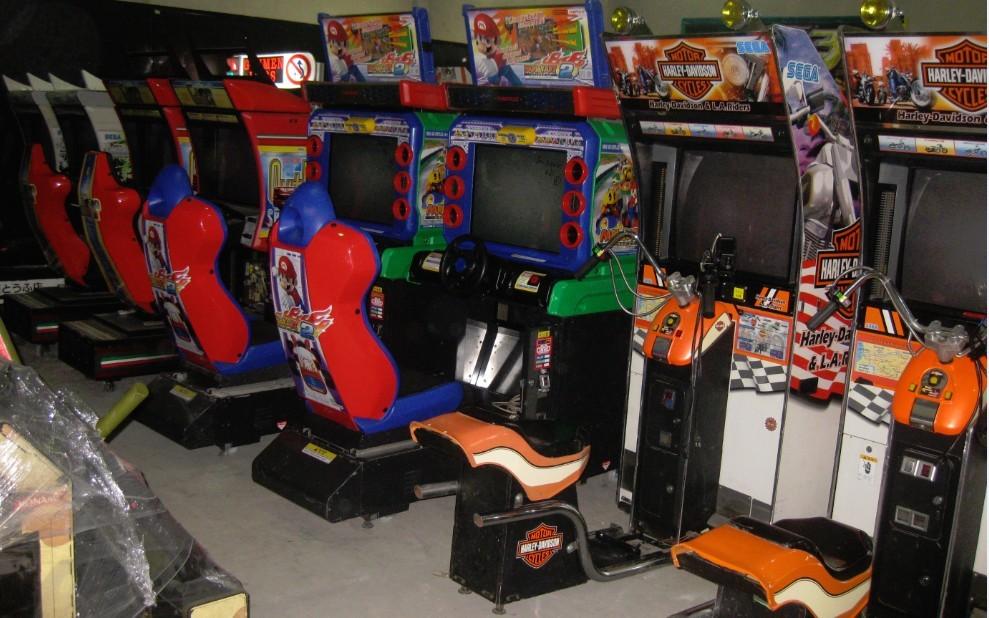 Game Machine Coin Machine