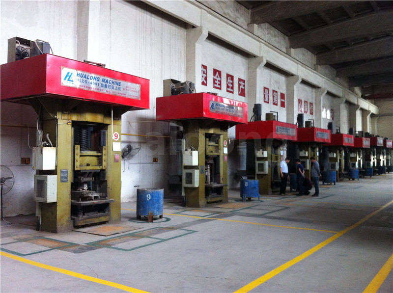 400 ton electric press machine sell to Zhengzhou Oriental Group
