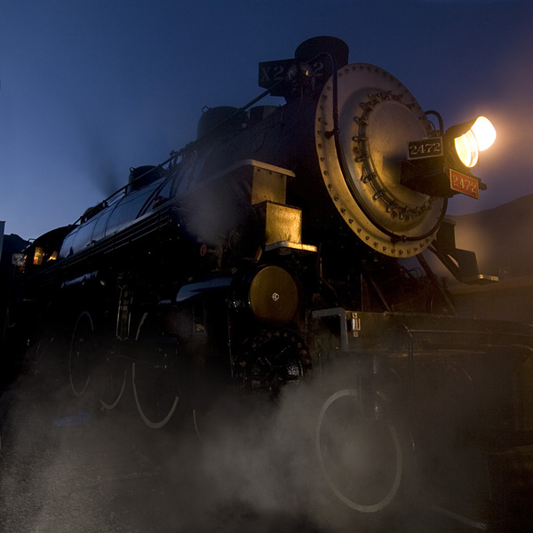 Locomotive Lighting