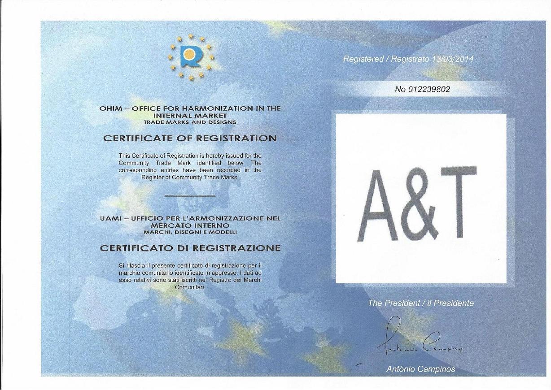 Europe Trade Mark Register