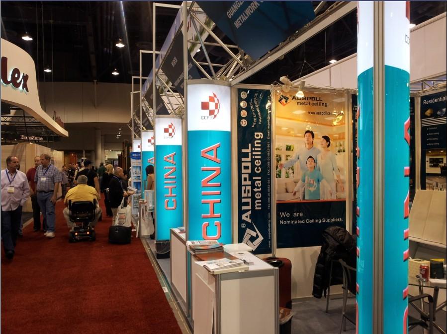 IBS Exhibition in USA,Las Vegas