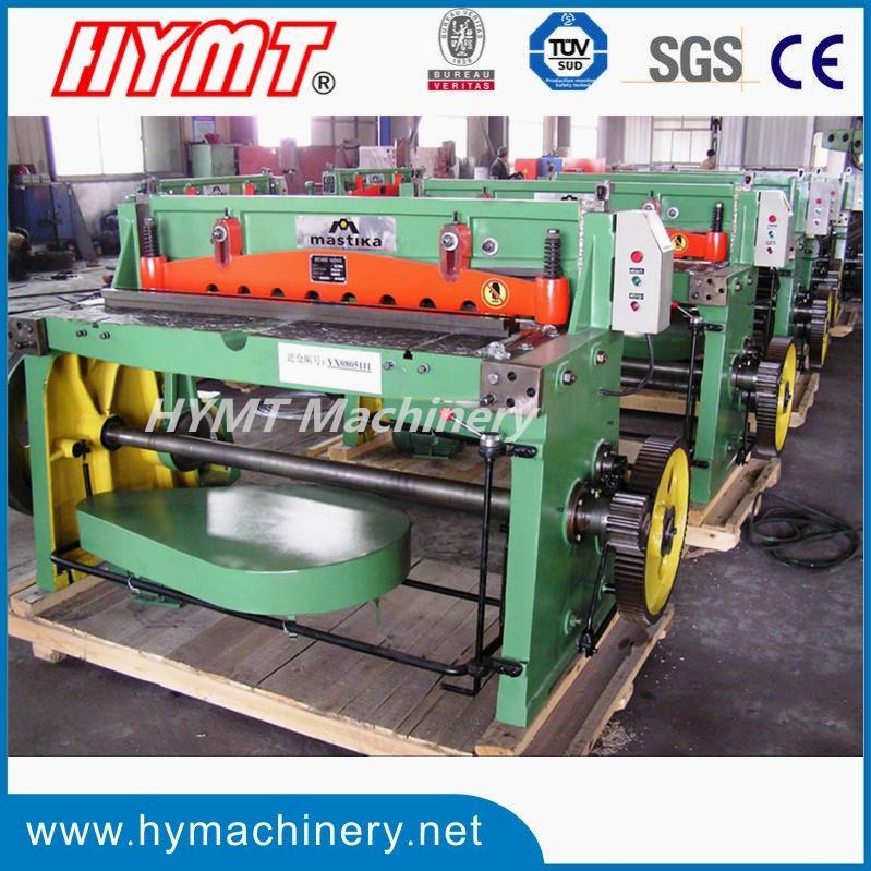 Mechanical type shearing machine Q11-3x1500 for MASTIKE brand