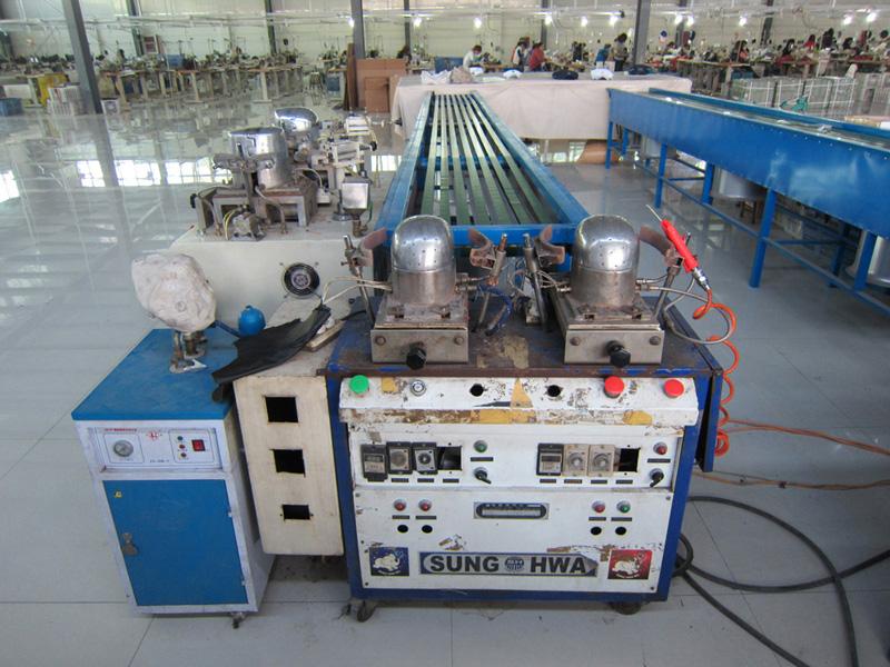 Iron machine