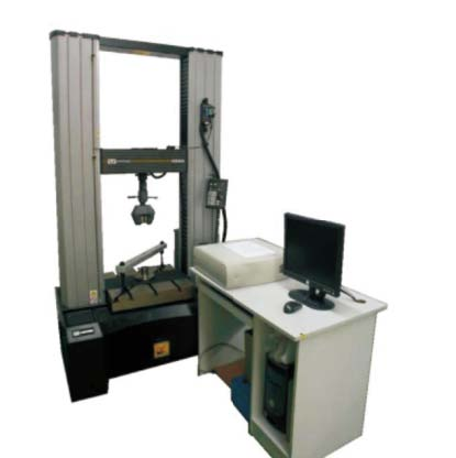 Loading test machine