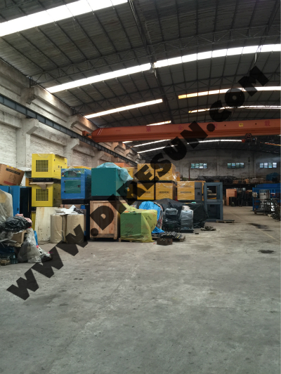 DIRESUN GROUP DIESEL GENERATOR SET MANUFACTURING BASE SHOW 4