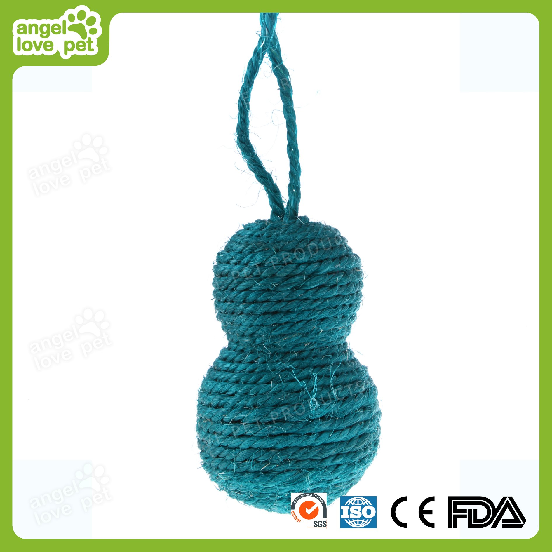 Sisal Woolen Ball Cat Toys, Dog Toy