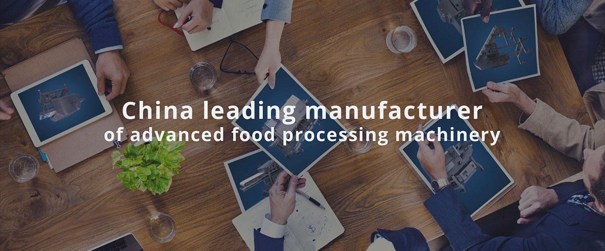 food machinery leader