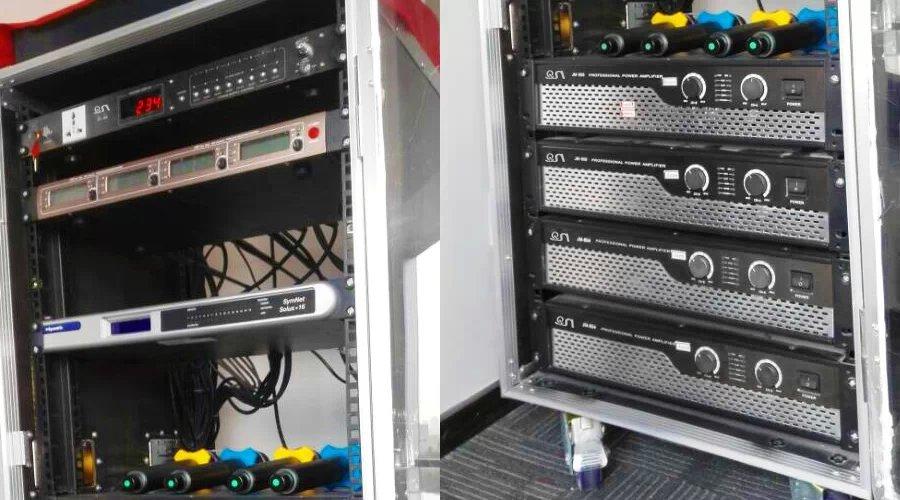CT series ampliifer and processor