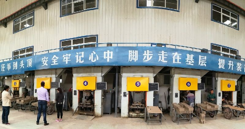 Yuzhou Xinyuan Refractories Co., Ltd for friction press modification