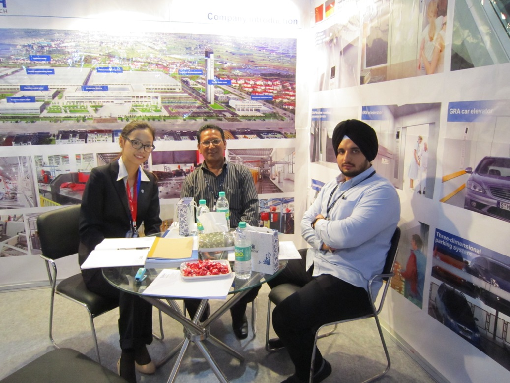 2014 IEE Expo in Mumbai India