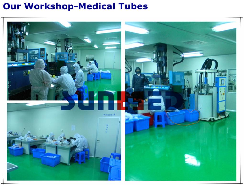 our workshop-medical tube