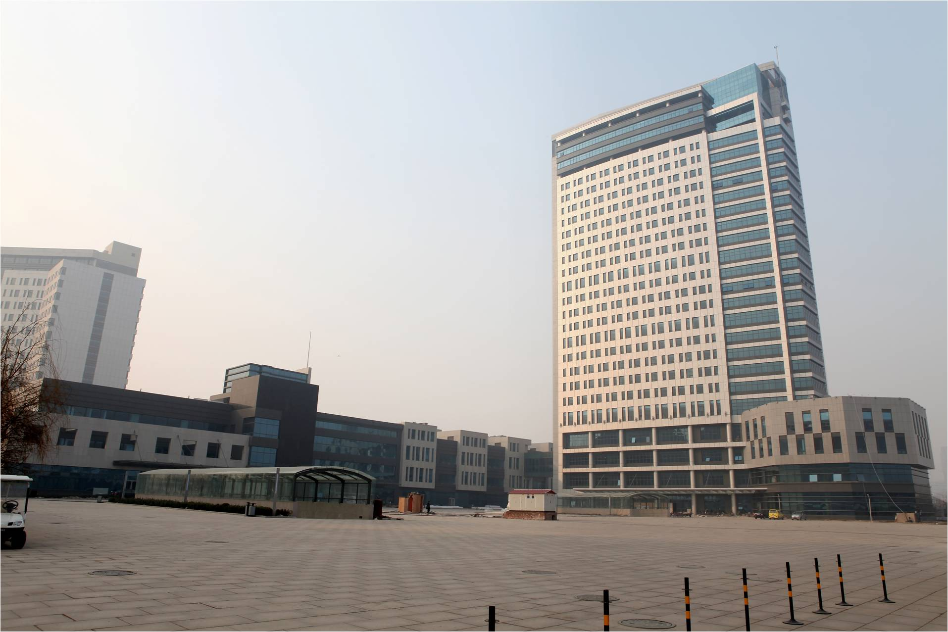 Yanjiao Hospital Outpatient Building