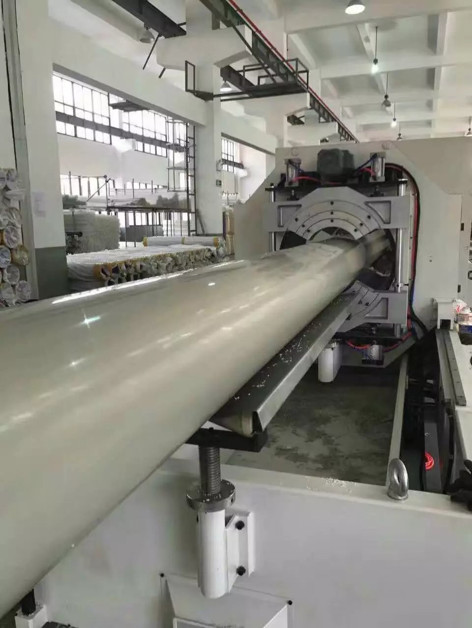 The pipe machine