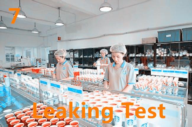 Leaking Test