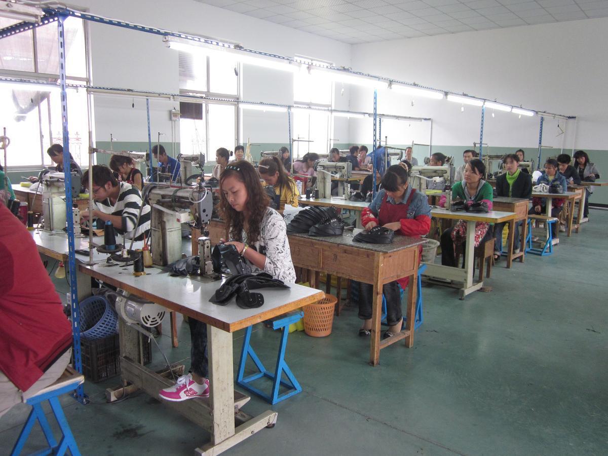 stitching machinery