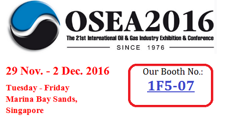 OSEA 2016 Oil&Gas Industry Exhibition & Conference