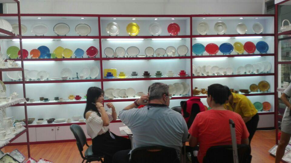 2016 April Canton fair from April 23~27 2016 from Hunan Tongguan Haixu Ceramic Co.,Ltd [May 25,2016]