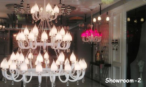 Chandelier Showroom