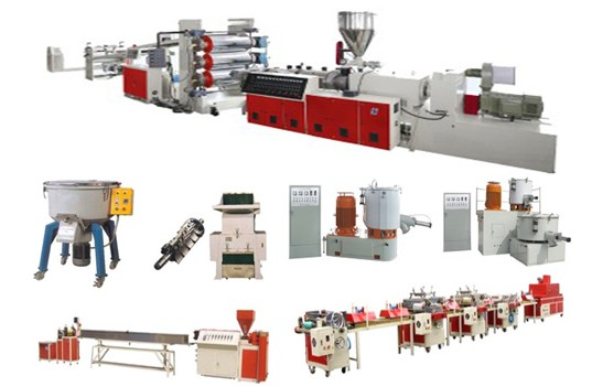 PVC edge banding production line for Iran customer