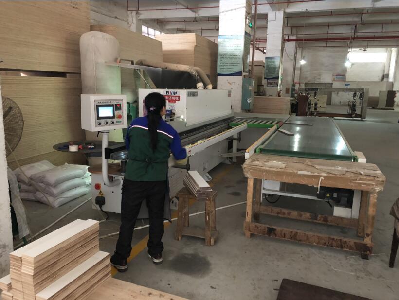 Beaute Factory--Bonding Edge Machine