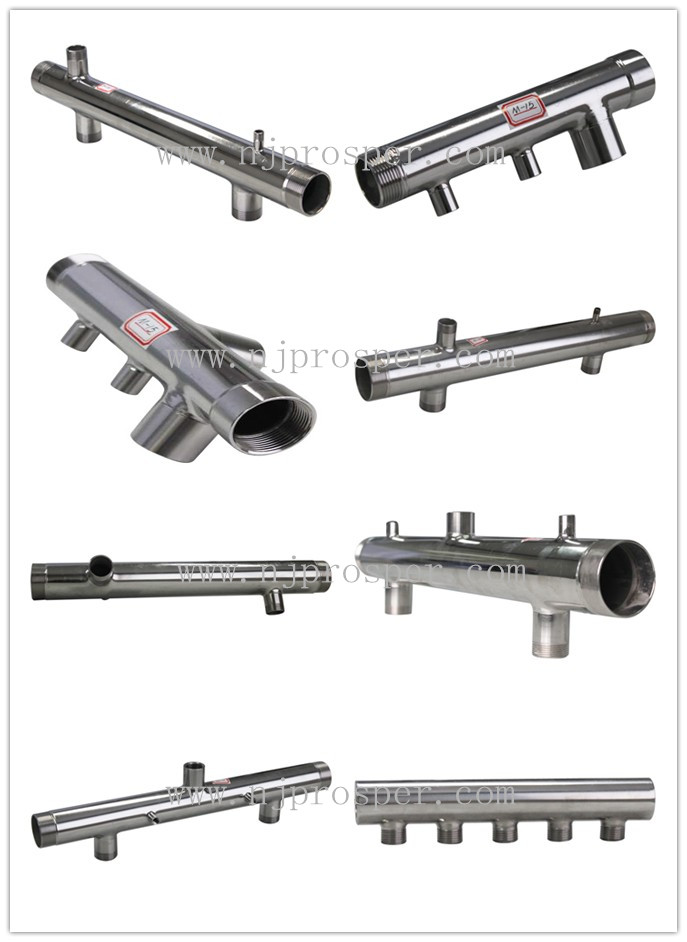 Our Main Products--Stainless Steel Pump Manifold