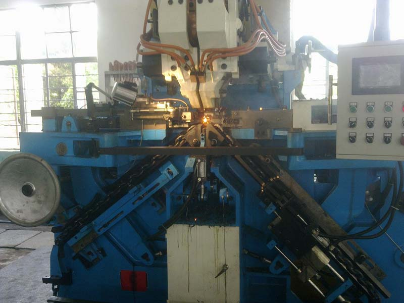 full auto link chain production Equipment