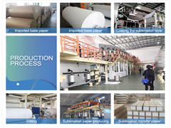 Sublimation paper manufacturer