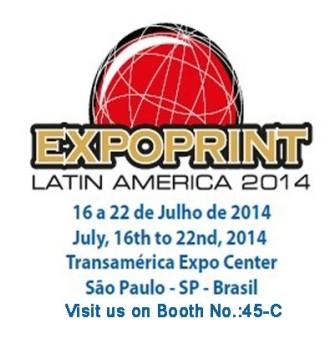 Brazil exhibition 2014